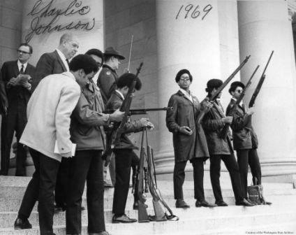 Black History Moment (Black Panthers 1969)