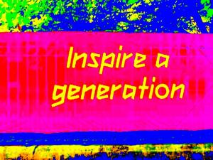 inspireagenerationsavingtheyouth