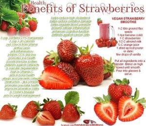 strawberryhealthbenefits