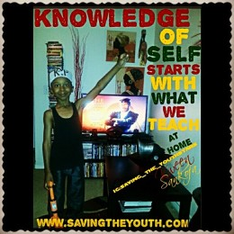 Saving The YouthST☆RS:Knowledge